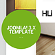 HLI, Responsive Corporate Joomla! Template Nulled