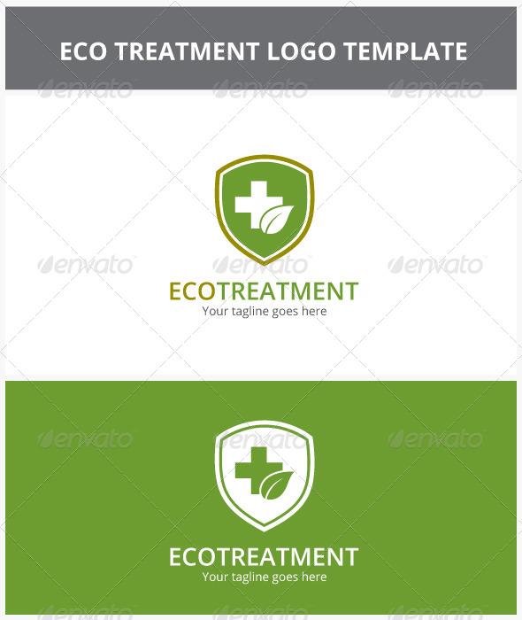 Eco Treatment Logo - Nature Logo Templates