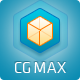 CGMAX - Creative PSD Template - ThemeForest Item for Sale