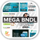 10 Set Mega Bundle Mix Web Banners Vol 4 - GraphicRiver Item for Sale