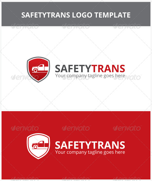 Safetytrans Logo - Objects Logo Templates
