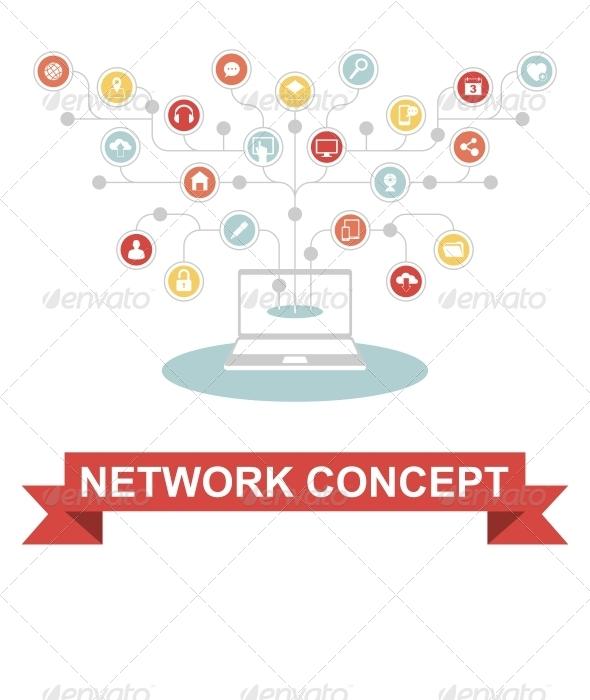Network Concept - Web Technology
