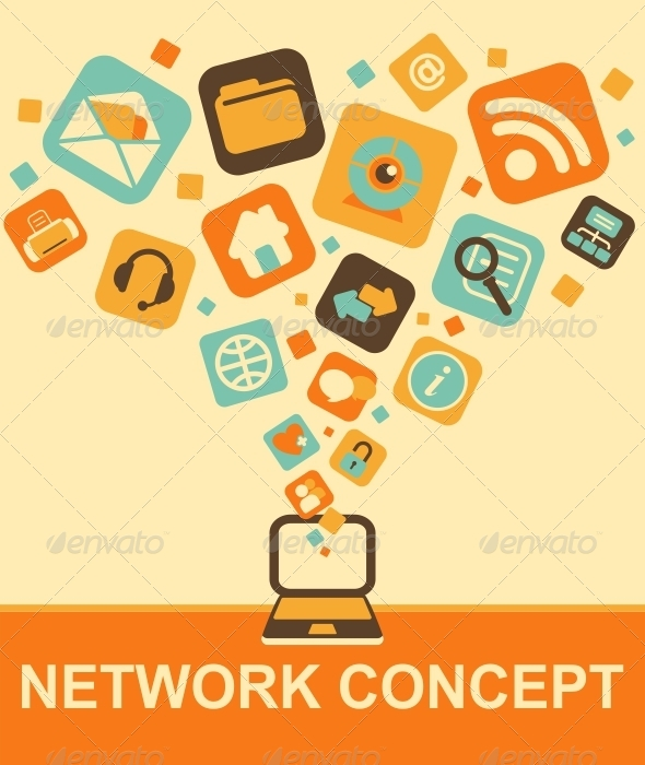 Network Concept - Web Technology
