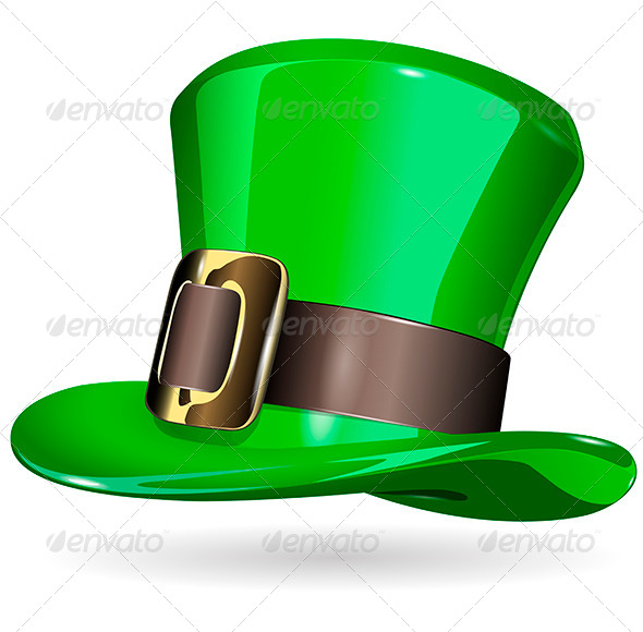 St. Patrick's Hat - Miscellaneous Seasons/Holidays