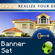 Luxury Real Estate Banner Set - GraphicRiver Item for Sale