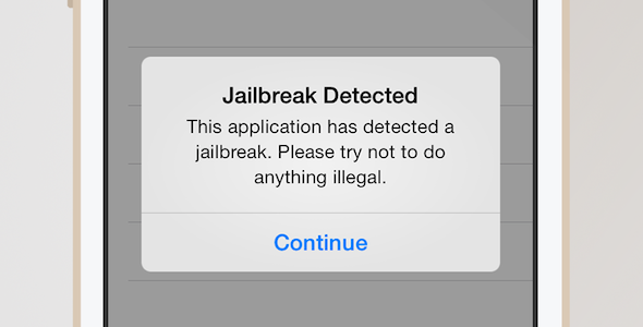 JailbreakDetection - CodeCanyon Item for Sale