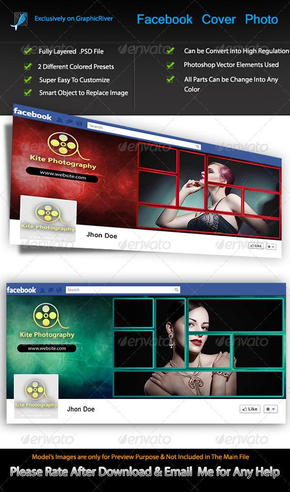 Photographer Choice - Facebook Timeline Covers Social Media