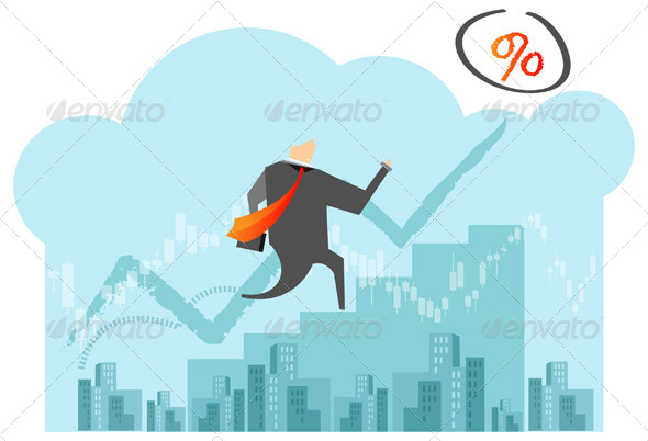 Business Goal Illustration - Concepts Business