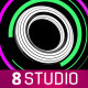 Circle VJ Pack 8 in 1 - VideoHive Item for Sale