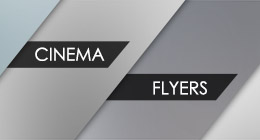 Cinema Flyers Template