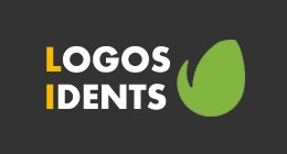 Logos, Idents