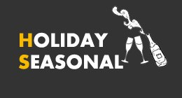 Holiday, Seasonal
