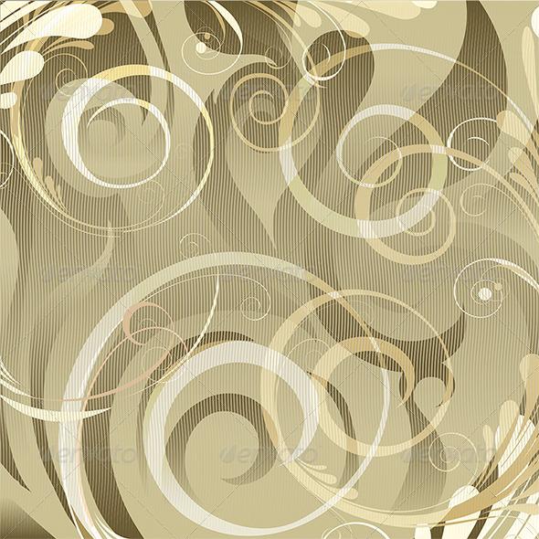 Sepia Background - Decorative Vectors