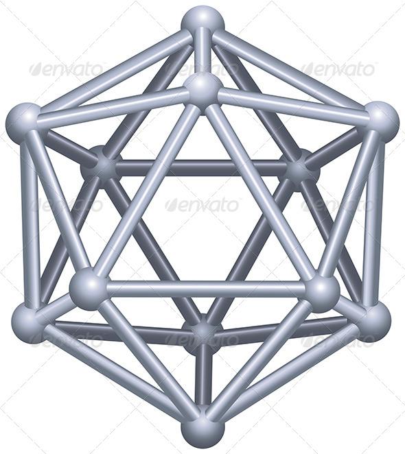 Icosahedron  - Miscellaneous Vectors