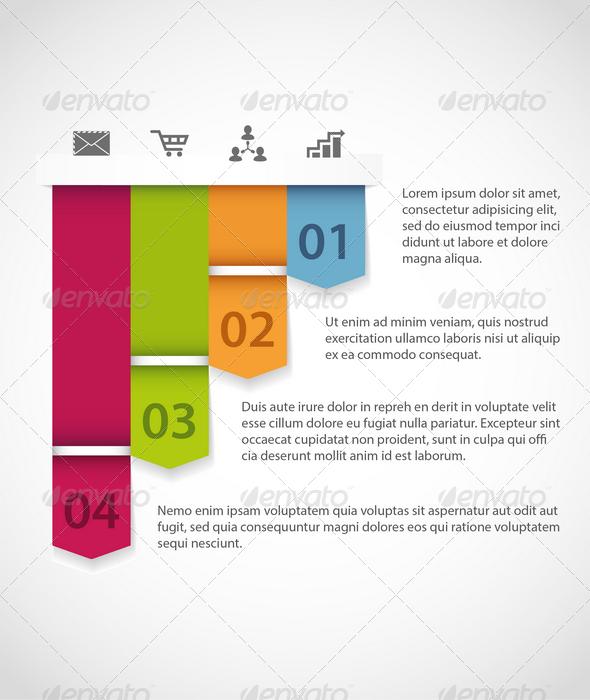 Modern Infographics Template - Infographics
