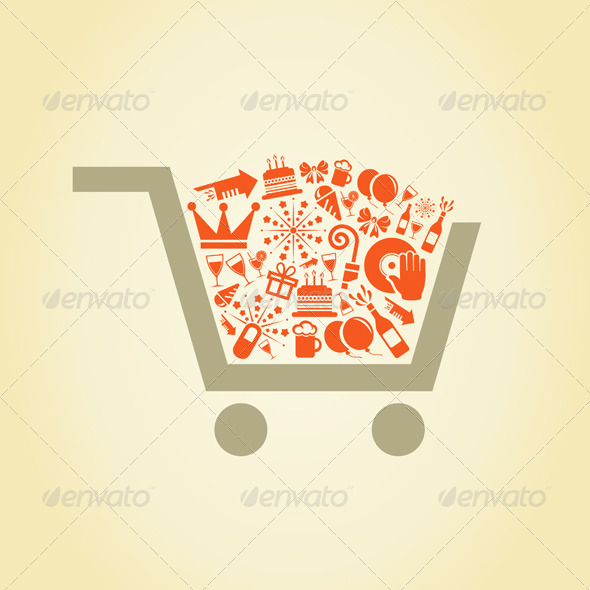 Holiday a Cart - New Year Seasons/Holidays