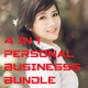 Personal Business Card Bundle ANB0007 - GraphicRiver Item for Sale