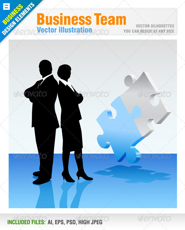 Business Team - Business Conceptual