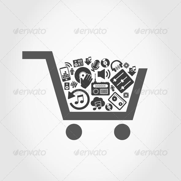 Music a Cart - Media Technology