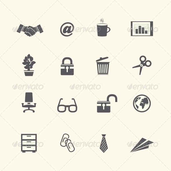 Business Stationery Supplies Internet Collection - Web Technology