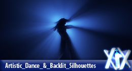 Artistic Dance & Backlit Silhouettes
