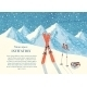 Ski Winter Mountain Landscape Card - GraphicRiver Item for Sale