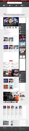 07 homepage with ads.  thumbnail