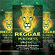 Reggae Madness Party Flyer - GraphicRiver Item for Sale