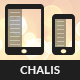 Chalis | Sidebar Menu for Mobiles & Tablets - CodeCanyon Item for Sale