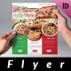 Pizza Time Flyer Template - GraphicRiver Item for Sale