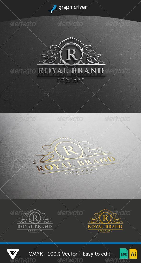 RoyalBrand Logo - Logo Templates