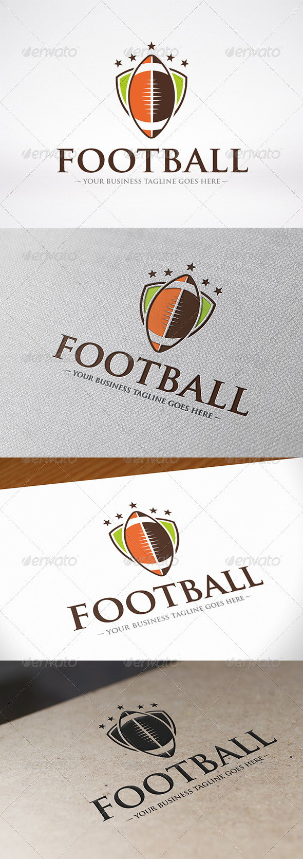 Football Logo - Crests Logo Templates