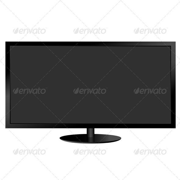TV - Technology Conceptual