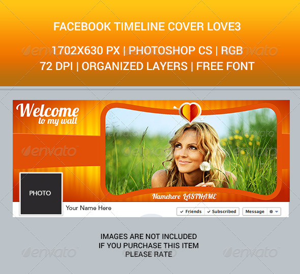 Facebook Timeline Cover Love3 - Facebook Timeline Covers Social Media
