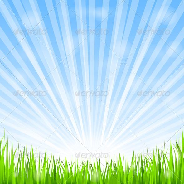 Shining Sun - Nature Conceptual