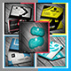 Business Cards Bundle 1 - GraphicRiver Item for Sale