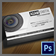 Professional Photography Business Card - GraphicRiver Item for Sale