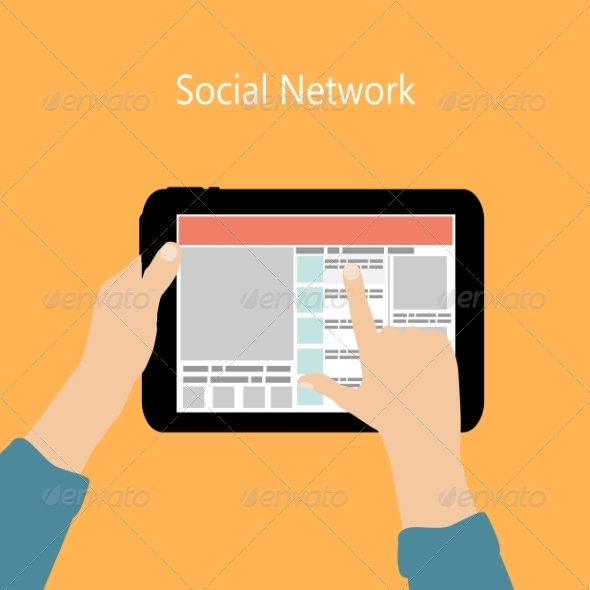 Using Social Network Concept - Computers Technology