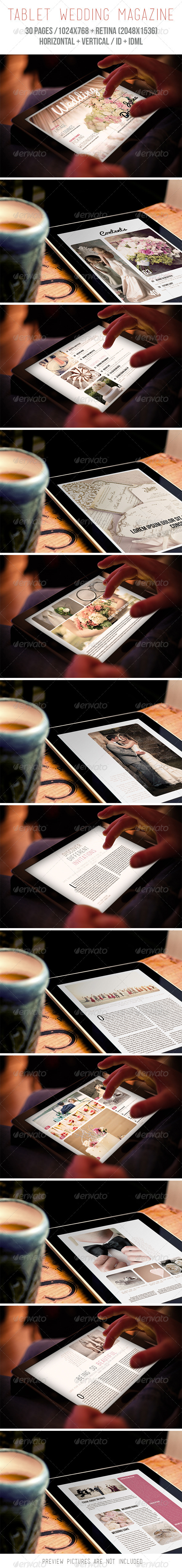 iPad & Tablet Wedding Magazine - Digital Magazines ePublishing