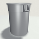 Trash Can 25102010 - 3DOcean Item for Sale