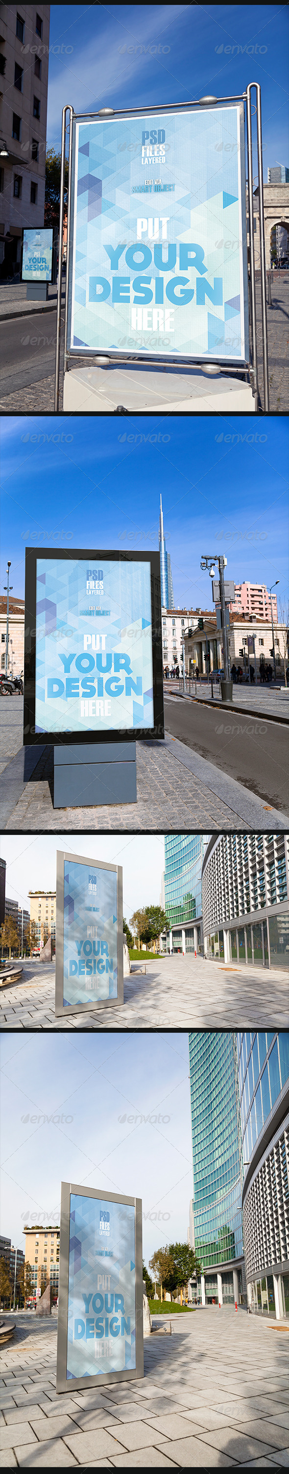 Urban Poster Mock Up - Posters Print