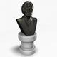 Bust 1 - 3DOcean Item for Sale