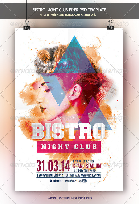 Bistro Night Club - Clubs & Parties Events