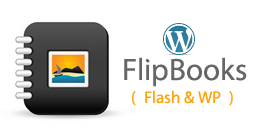 FlipBooks Plugins for WordPress in (in Flash)