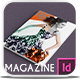 Stylish InDesign Magazine Template  - GraphicRiver Item for Sale