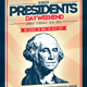 Presidents Day 5 - GraphicRiver Item for Sale