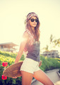 Hipster girl - PhotoDune Item for Sale