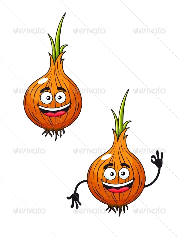 Smiling Onion - Miscellaneous Characters