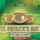 St. Patrick's Flyer Template - GraphicRiver Item for Sale