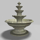 Fountain 02 - 3DOcean Item for Sale